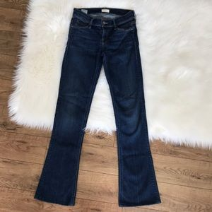 MOTHER The Runaway Slim Bootcut Jeans
